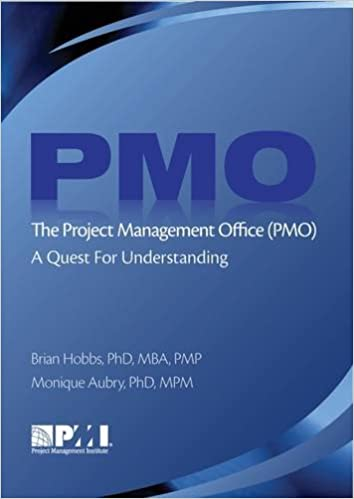 PMO - A Quest for Understanding